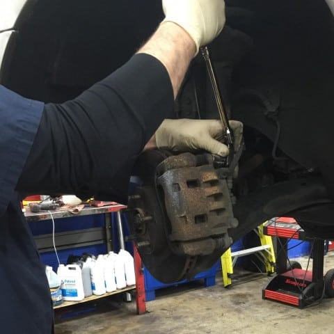 Brake Service Repair - Rockville, MD