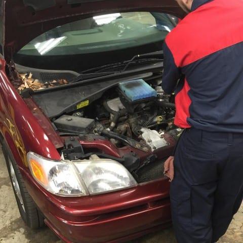 car maintenance - Rockville, MD