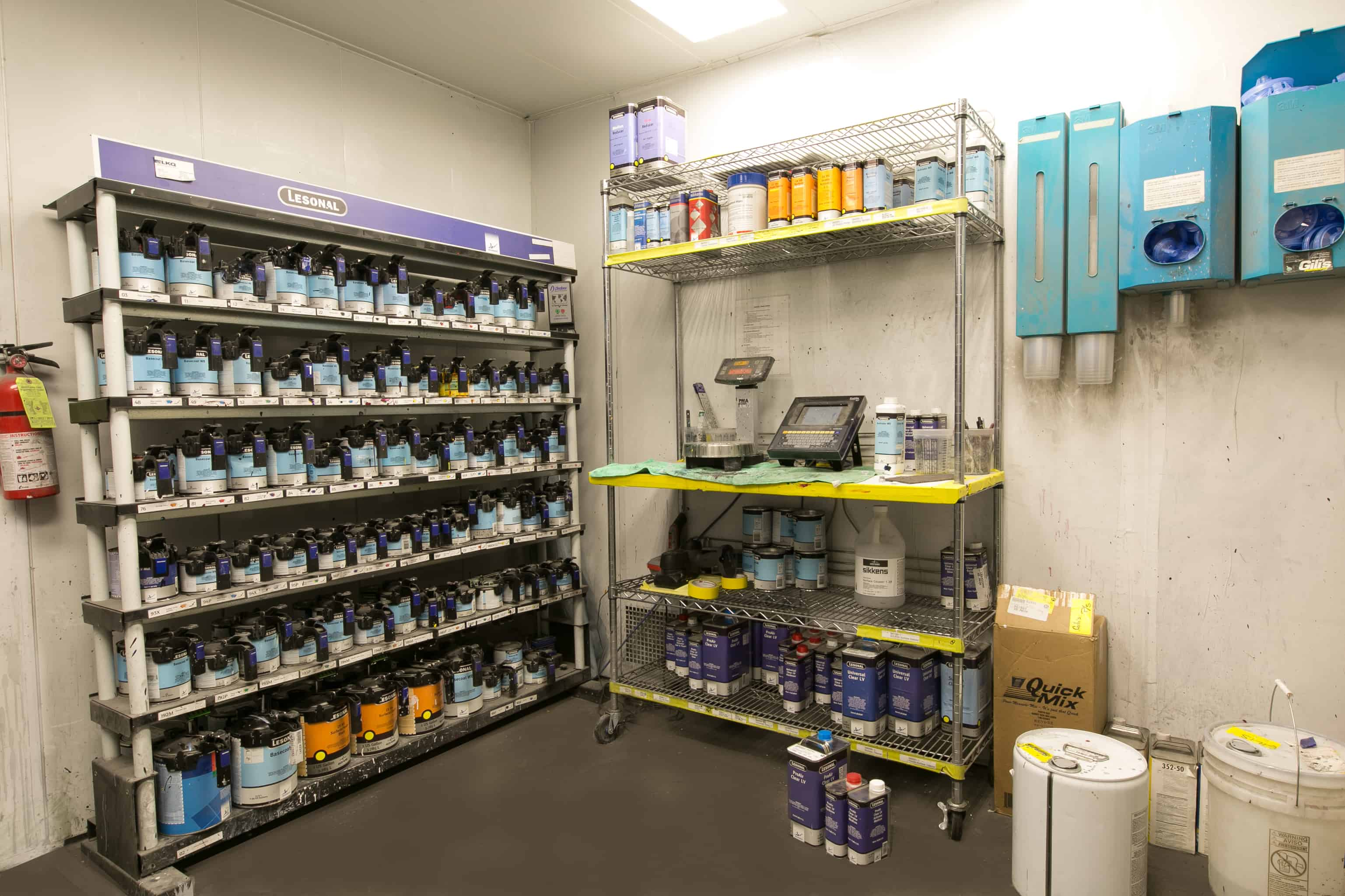 Keeping Your Auto Repair Workspace Clean And Organized ...